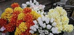 Livraison fleurs Toussaint