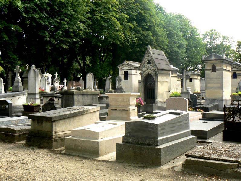 Cimetière du Père Lachaise à Paris en images