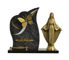Plaques funéraire religieux - D11611211R