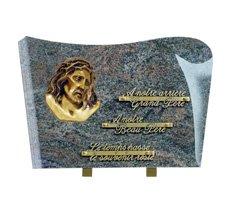 Plaques funéraire religieux - D11611227R