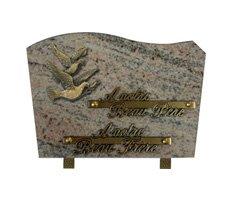 Plaques funéraires classiques - D11618197C-JUP-COL