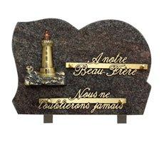 Plaque funéraires à thème - HOCH-136757-PAR