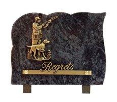 Plaque funéraires à thème - HOCH-139507-MLB