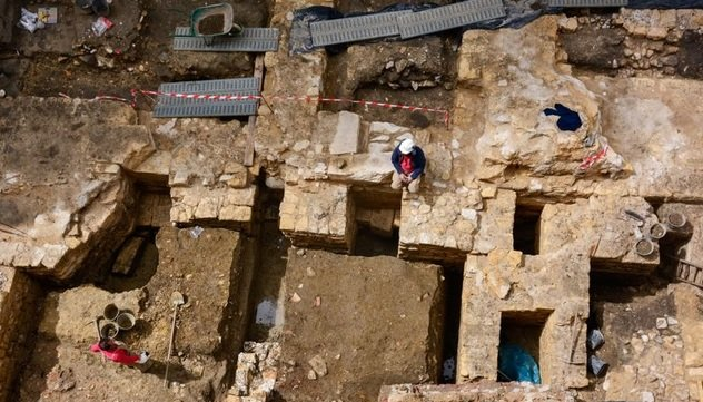 archeologie paris