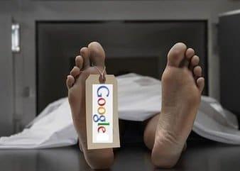mort numérique google