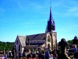 cimetière Notre-Dame-de-la-Couture à Bernay